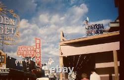 1950s-70s 850+ Kodak Kodachrome 35mm Slides Vacation Amusement Park Las Vegas