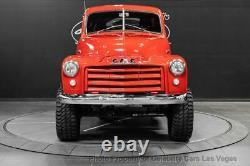 1951 GMC 3100 K5 Blazer Frame-resto mod stepside lifted 4x4