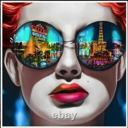 3d Pop Art Sunglasses Las Vegas 3d Lenticular Art