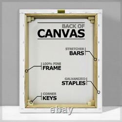 ARTCANVAS Welcome to Las Vegas Sign Canvas Art Print