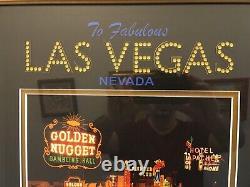 Antique Old Las Vegas Frames Print
