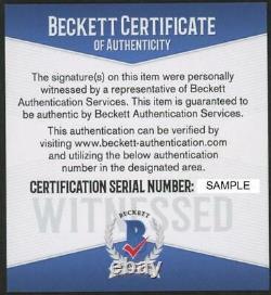 Bryce Harper Las Vegas Wildcats Autographed Signed 11x14 Framed Photo Beckett