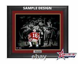 Charles Woodson Las Vegas Raiders Signed 8 x 10 Stance Photograph