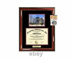 Diploma Frame UNLV University of Nevada Las Vegas Graduation Gift Idea Engraved