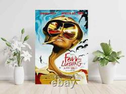 Fear and Loathing in Las Vegas Classic Movie Ready to Hang Canvas Cinema print