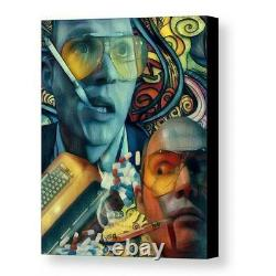 Fear and Loathing in Las Vegas, Hunter S. Thompson Wall Hanging Art
