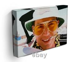 Fear and Loathing in Las Vegas Paper Posters or Canvas Framed Wall Art