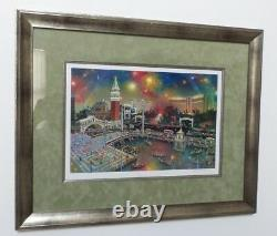 Great Alexander Chen The Grand View Las Vegas Limited Edition Lithograph