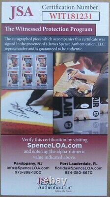 Jon Gruden Las Vegas Raiders Signed/Autographed 16x20 Photo Framed JSA 156782
