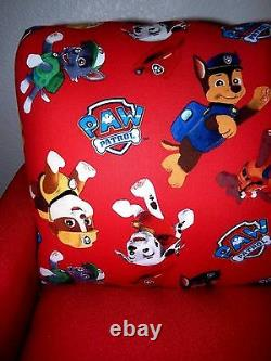 Paw Patrol Kids/Toddler Wood Frame Padded Chair -LAS VEGAS PICKUP ONLY PLEASE