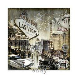 Stampa su Tela su Carta Poster o Quadro Matthews Dylan Las Vegas