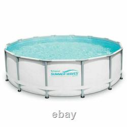 Summer Waves Elite 14'x42 Frame Pool LOCAL PICKUP IN LAS VEGAS ONLY. I CANT SHP