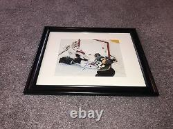 Tomas Nosek Signed Las Vegas Knights 2018 Stanley Cup Framed 8x10 Photo #2 Coa