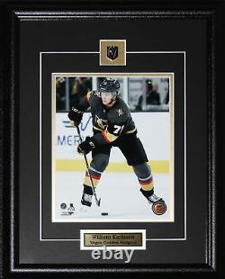 William Karlsson Las Vegas Knights 8x10 NHL Hockey Memorabilia Collector Frame
